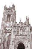 Cathedral Church, Manchester, England Royalty Free Stock Images