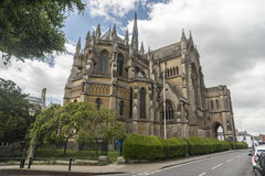 The Cathedral Church of Our Lady and St Philip Howard Arundel, West Sussex Royalty Free Stock Photo
