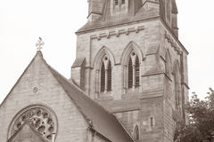 Cathedral Church of Saint Barnabas, Nottingham Royalty Free Stock Photos
