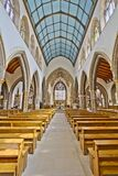 Cathedral Church of Saint Marie Royalty Free Stock Photos