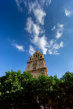 The Cathedral Church of Saint Mary in Murcia Stock Images