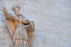 Cathedral Church of St. Sabino. Bari. Puglia. Italy. Stock Photos