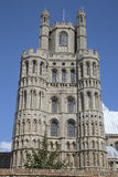 Cathedral Church Tower, Ely; Cambridgeshire; England Royalty Free Stock Images