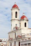Cathedral of Cienfuegos Royalty Free Stock Image