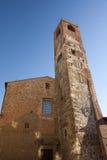 Cathedral of Citta Della Pieve Stock Image