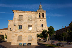 Cathedral of Ciudad Rodrigo Royalty Free Stock Photos