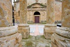 Cathedral of Ciudad Rodrigo. Salamanca (Spain Royalty Free Stock Images