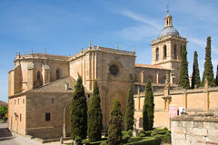 Cathedral of Ciudad Rodrigo Royalty Free Stock Image