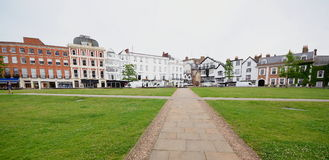 Cathedral Close Royalty Free Stock Photography