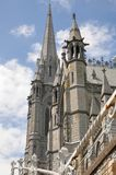 Cathedral, Cobh. St. Colman's neo-Gothic cathedral, Cobh, South Ireland Stock Photography