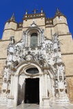 Cathedral in Coimbra Stock Photography