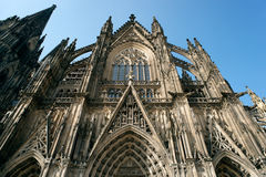 Cathedral in Cologne Stock Photography