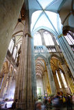 Cathedral of Cologne Royalty Free Stock Photography