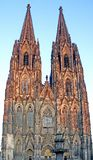 Cathedral in Cologne 2 Stock Images