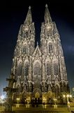 Cathedral in Cologne 3 Stock Photography