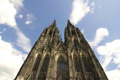 cathedral cologne Στοκ Εικόνες