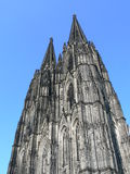 Cathedral of Cologne stock photo