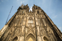 Cathedral of Cologne Stock Photography