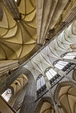 Cathedral cologne interior Stock Photos