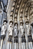 The cathedral of Cologne Stock Photography