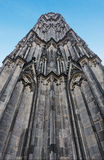 The cathedral of Cologne Royalty Free Stock Photo