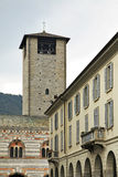 Cathedral in Como. Lombardy. Italy Stock Photo