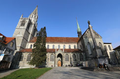 Cathedral of Constance Royalty Free Stock Image