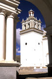Cathedral- Copacabana, Bolivia Stock Photo