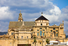 Cathedral in Cordoba Royalty Free Stock Photography