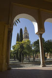 Cathedral of Cordoba Royalty Free Stock Photo