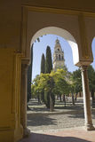 Cathedral of Cordoba Royalty Free Stock Photos