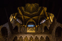 Cathedral of Cordoba Royalty Free Stock Photos