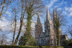 Cathedral in Cork Stock Photo