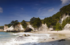 Cathedral Cove Stock Images