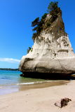 Cathedral Cove New Zealand Stock Image