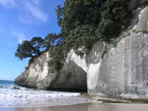 Cathedral Cove Royalty Free Stock Photos