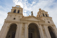 The Cathedral of Córdoba Stock Image