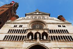 Cathedral, Cremona Royalty Free Stock Photography