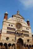 Cathedral, Cremona Stock Image