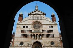 Cathedral, Cremona Stock Photos