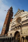 Cathedral, Cremona Stock Photography