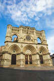 Cathedral of Cuenca Royalty Free Stock Photos