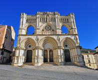Cathedral of Cuenca Royalty Free Stock Image