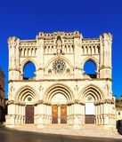 Cathedral in  Cuenca. Spain Royalty Free Stock Photos