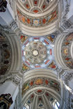 Cathedral cupola Royalty Free Stock Image
