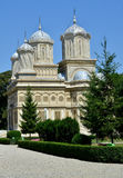 The Cathedral of Curtea de Argeș Royalty Free Stock Photo