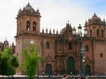 Cathedral, Cusco, Peru Stock Image