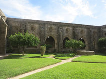 Cathedral da se, evora, portugal Stock Image