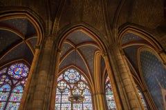cathedral dame de notre Paris Photo libre de droits
