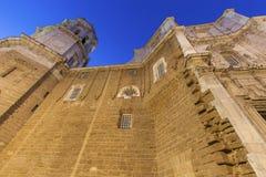 Cathedral de Cadiz Royalty Free Stock Image